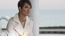 """EMPIRE: L-R: Grace Gealey in the """"Sinned Against"""" episode of EMPIRE airing Wednesday, Nov. 25 (9:00-10:00 PM ET/PT) on FOX. ©2015 Fox Broadcasting Co. CR: Chuck Hodes/FOX"""