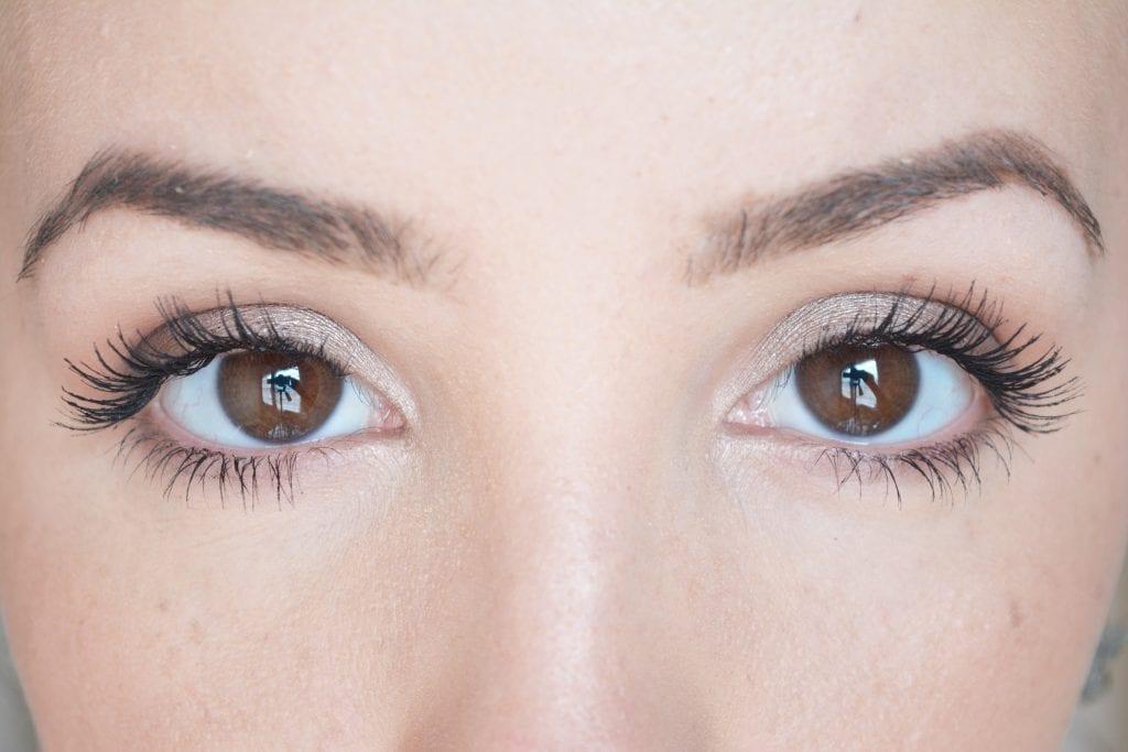yeux 5min