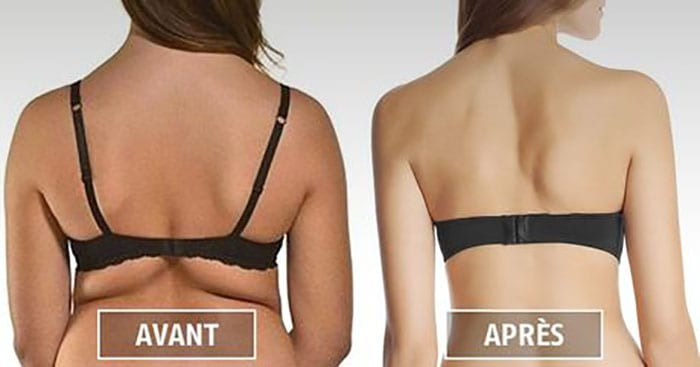 Read more about the article Voici comment se débarrasser de la graisse du dos rapidement !