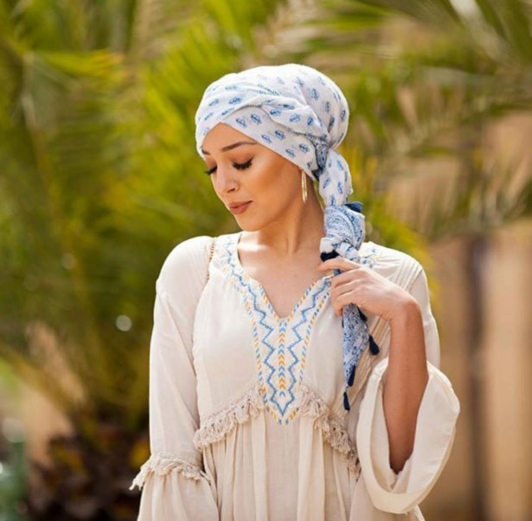 foulard loose
