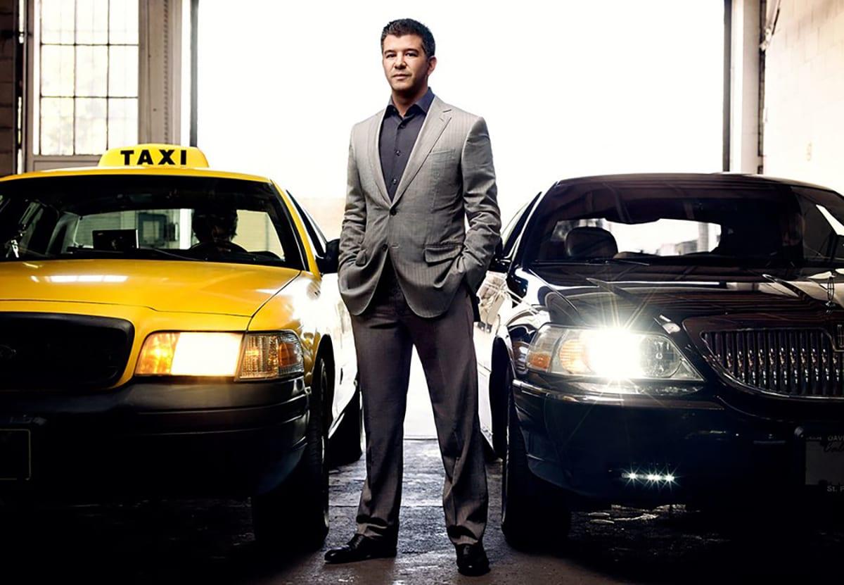 Les 10 règles du succès du milliardaire Travis Kalanick, le fondateur d'Uber