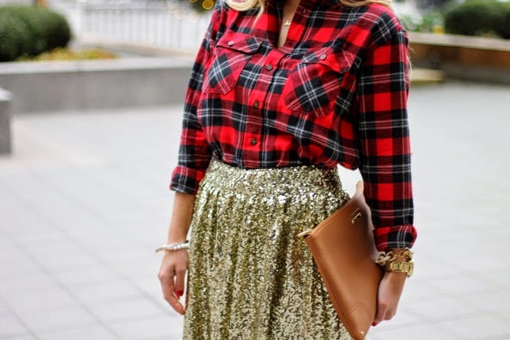 tartan-and-skirt