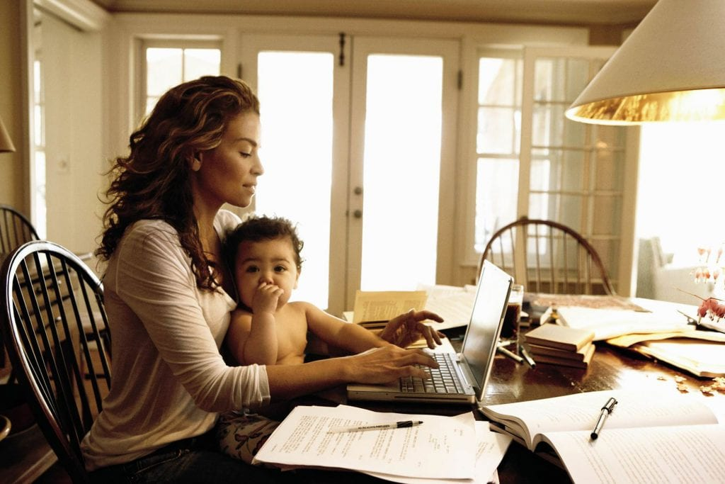 working mother