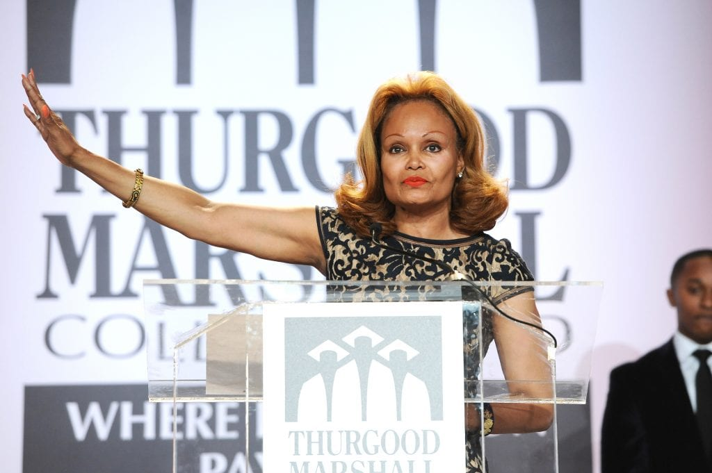 Thurgood Marshall College Fund 25th Awards Gala - Inside