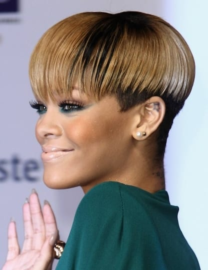 Awesome Blonde Short Hairstyles Short Hairstyles 2016 New Rihanna Blonde Short Hair - Short Hairstyles Cuts