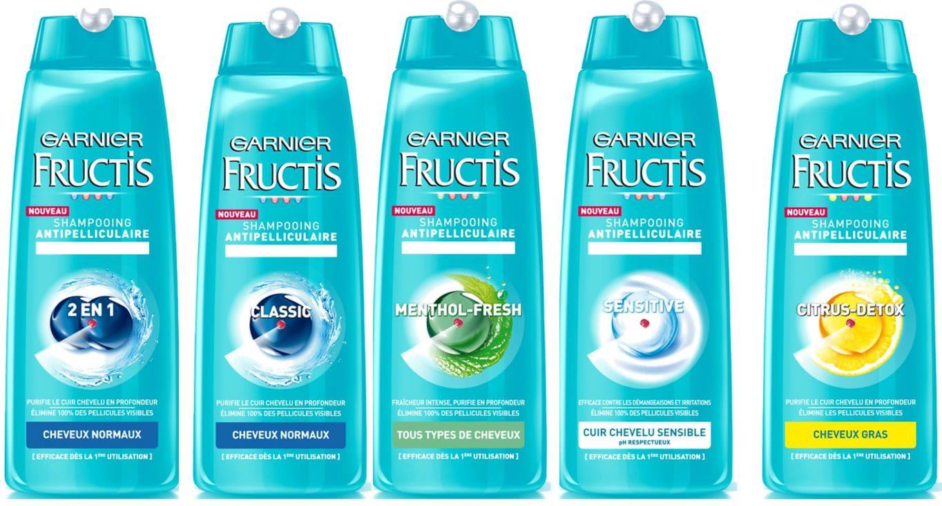 shampoo pellicules