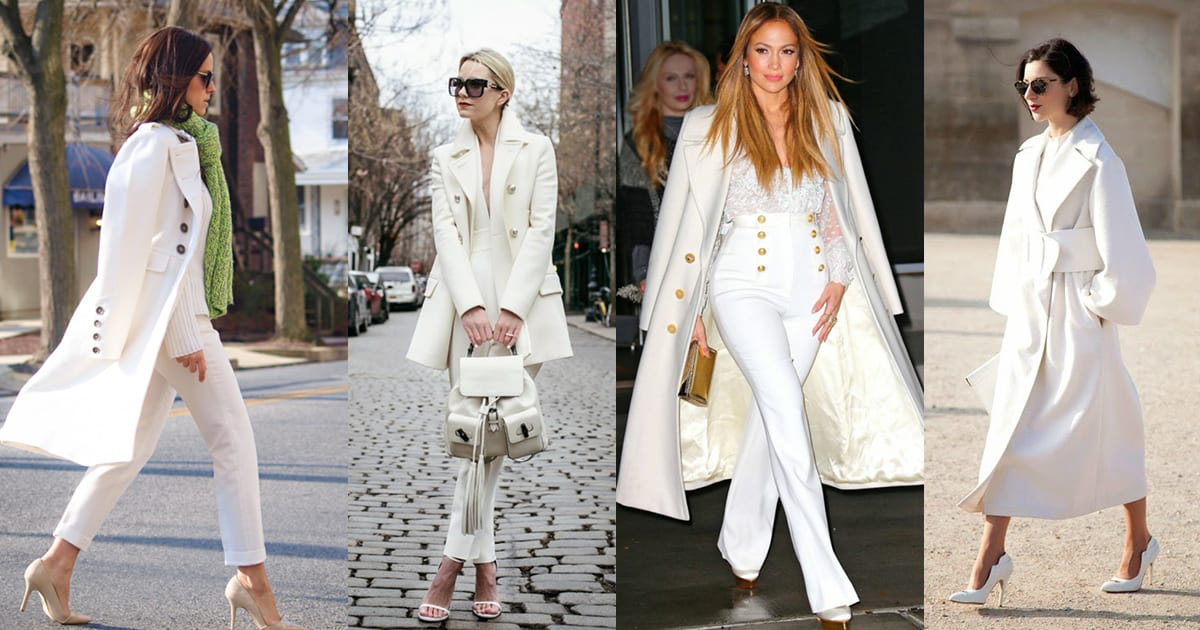 Read more about the article 25 looks ALL WHITE ultra-chic à adopter cet hiver