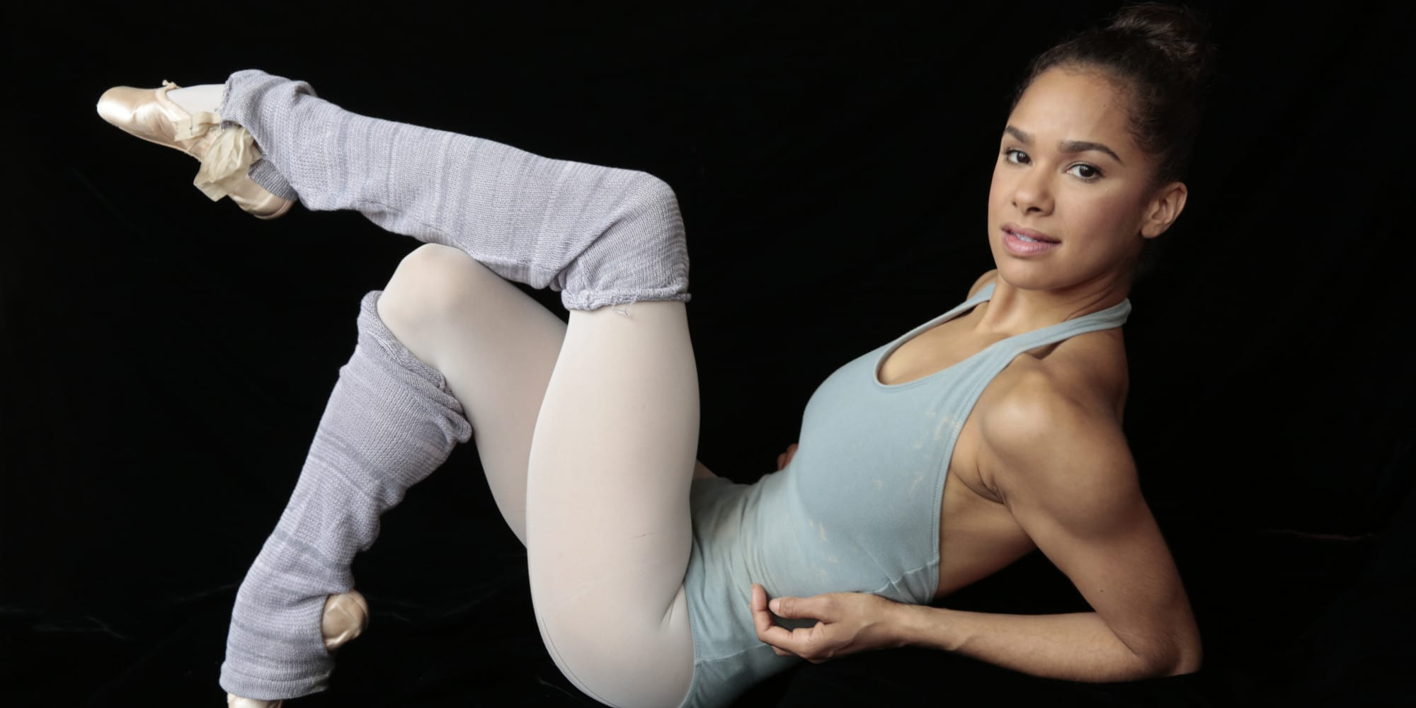 NEW YORK, NEW YORK--MAY 22, 2014--Prima ballerina Misty Copeland will be a make history as the 1st A