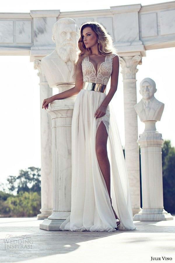 robes-de-mariee-mariagewedding-dress-slit-sexy79