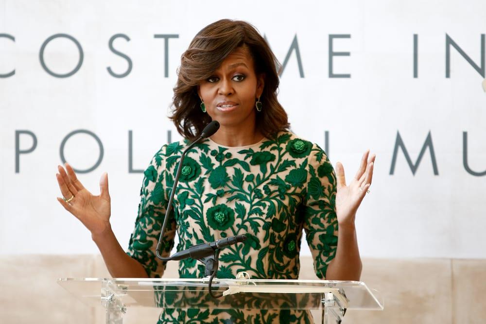 Michelle Obama : Son puissant message aux jeunes femmes