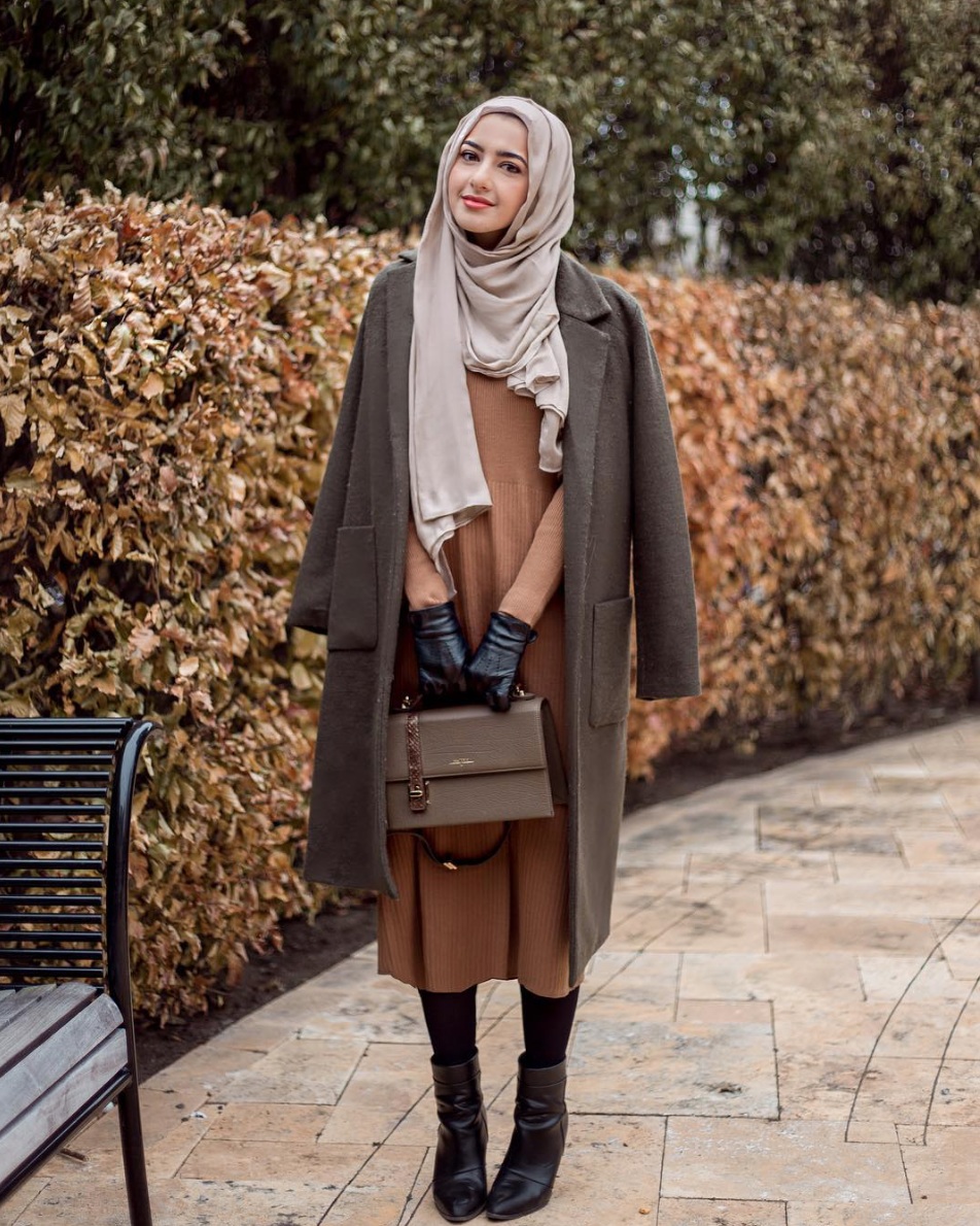 Hijab style 2017 hiver - Style hiver 2017 ...