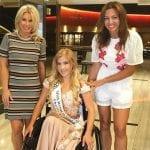 Justine Clarke : la 1ère participante en fauteuil roulant à Miss Monde