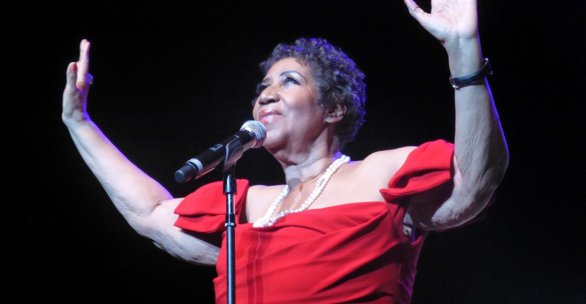 Joyeux anniversaire Aretha Franklin ! La Légende de la soul fête ses 75 ans
