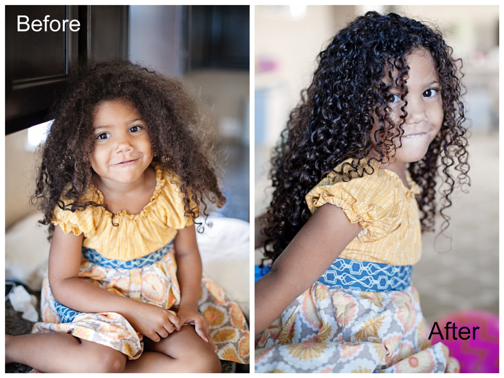 Exceptionnel 10 façons de prendre soin des cheveux bouclés de ton enfant métis LN62