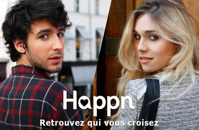 Happn Dating App charme