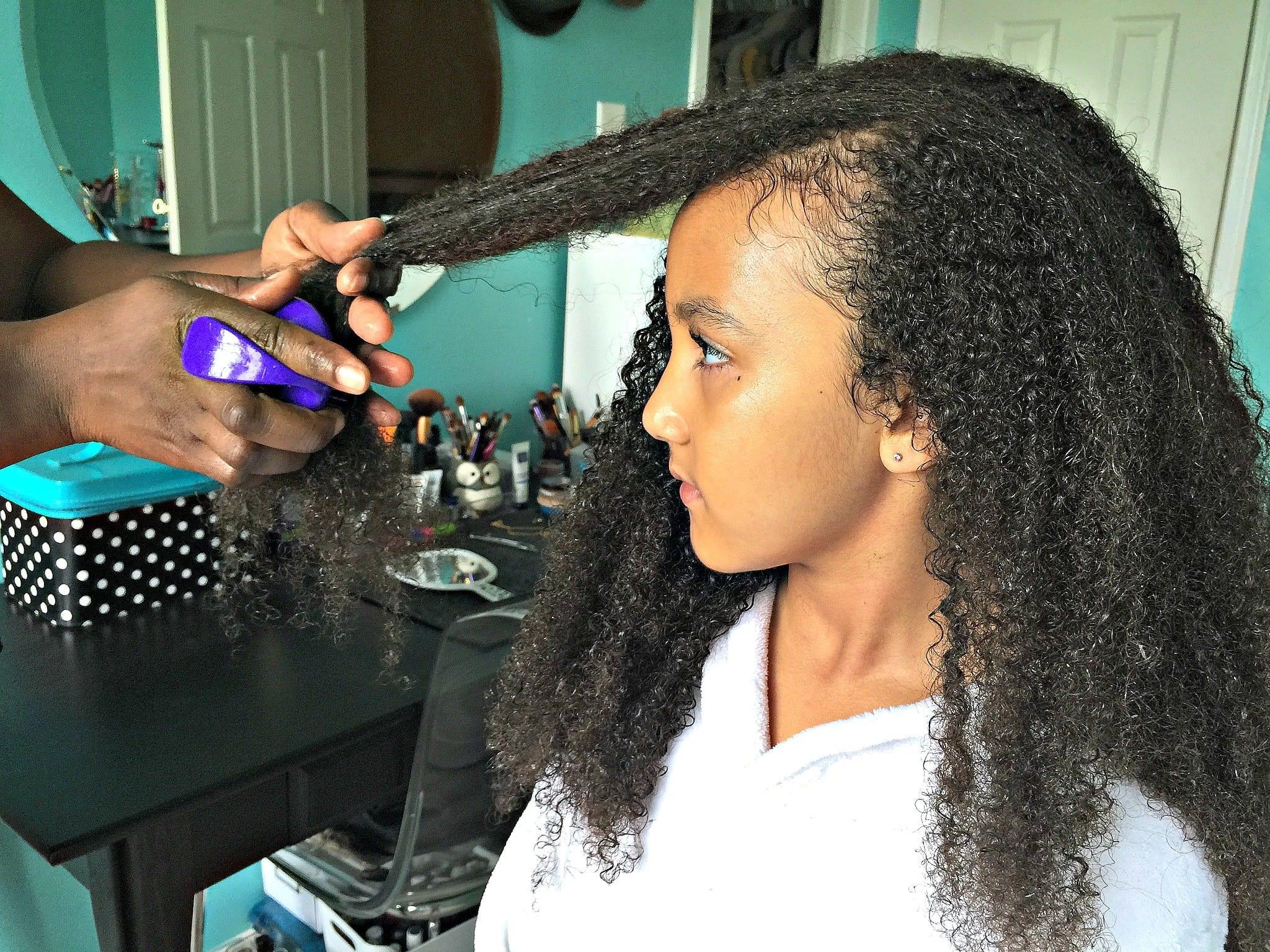 Cheveux Boucles Garcon Metisse