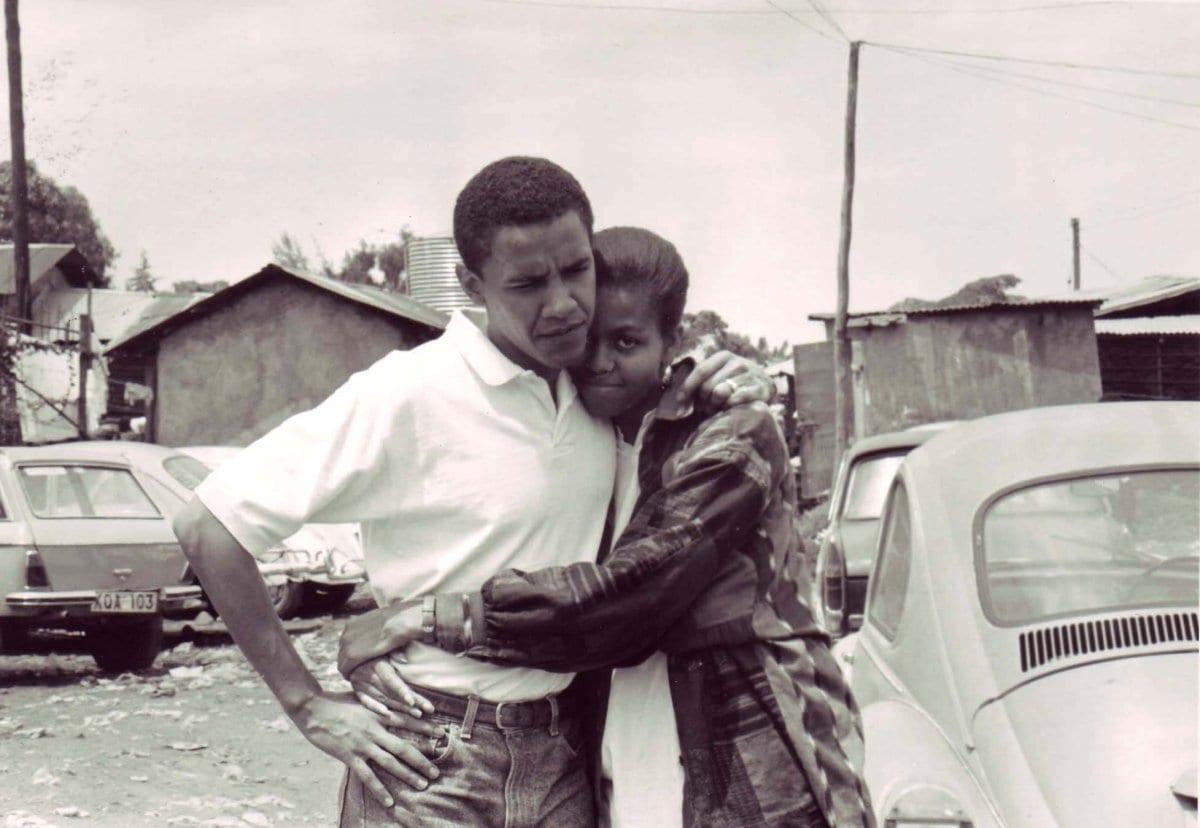 Barack Obama a demandé une autre femme en mariage avant Michelle, So What ?
