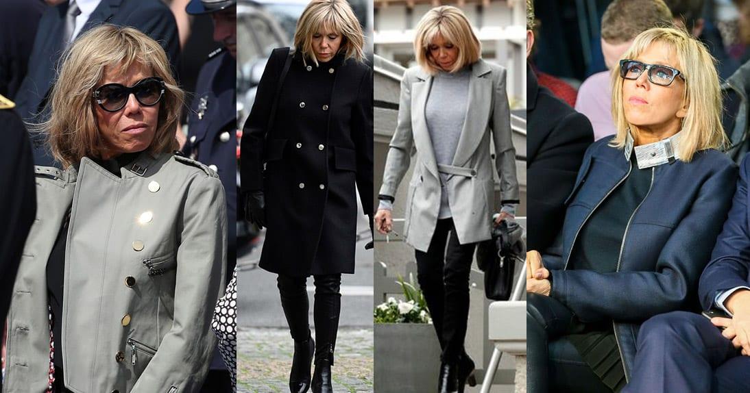 Read more about the article Brigitte Macron : Les plus beaux looks de la Première Dame