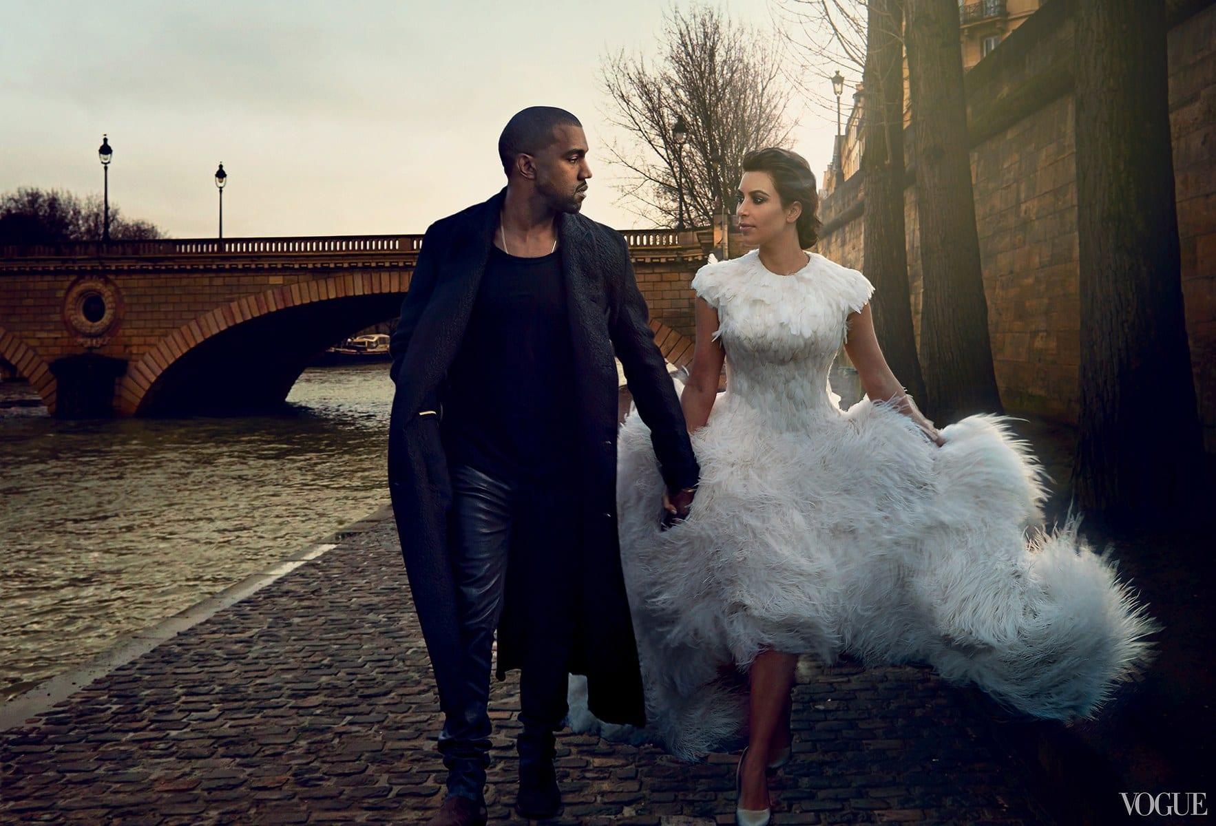 Soyez un couple plus fort que la critique comme les Kardashian-West !