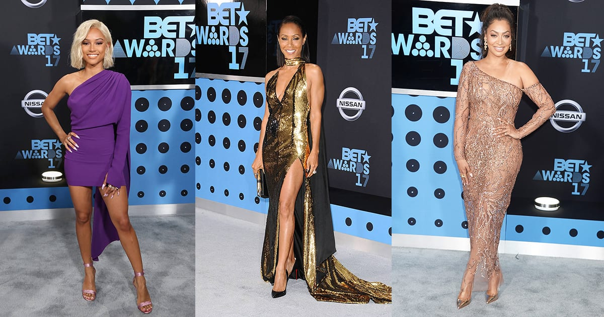 BET Awards 2017: Les plus belles robes du tapis rouge