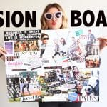 Vision Board : comment faire un tableau de visualisation