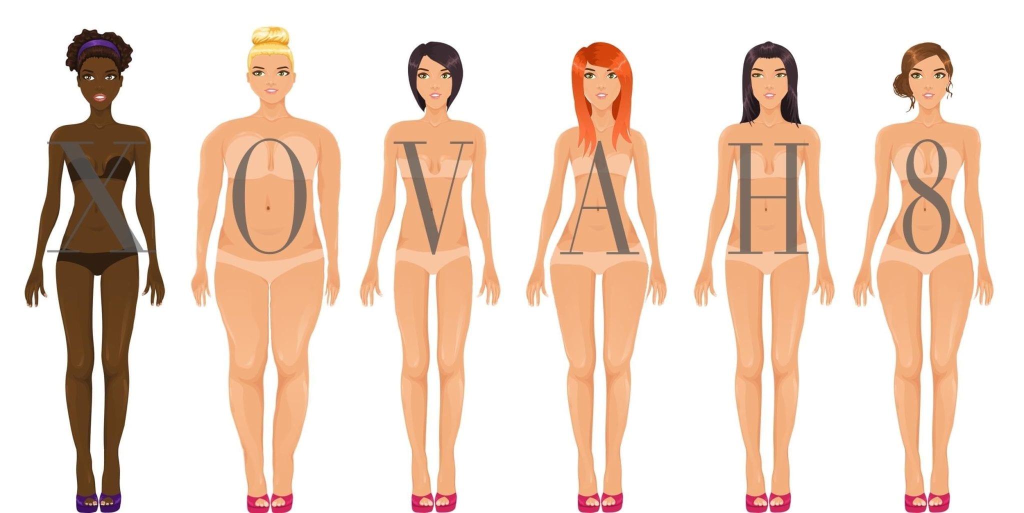 64577ea174 Comment choisir ton maillot de bain en fonction de ta morphologie