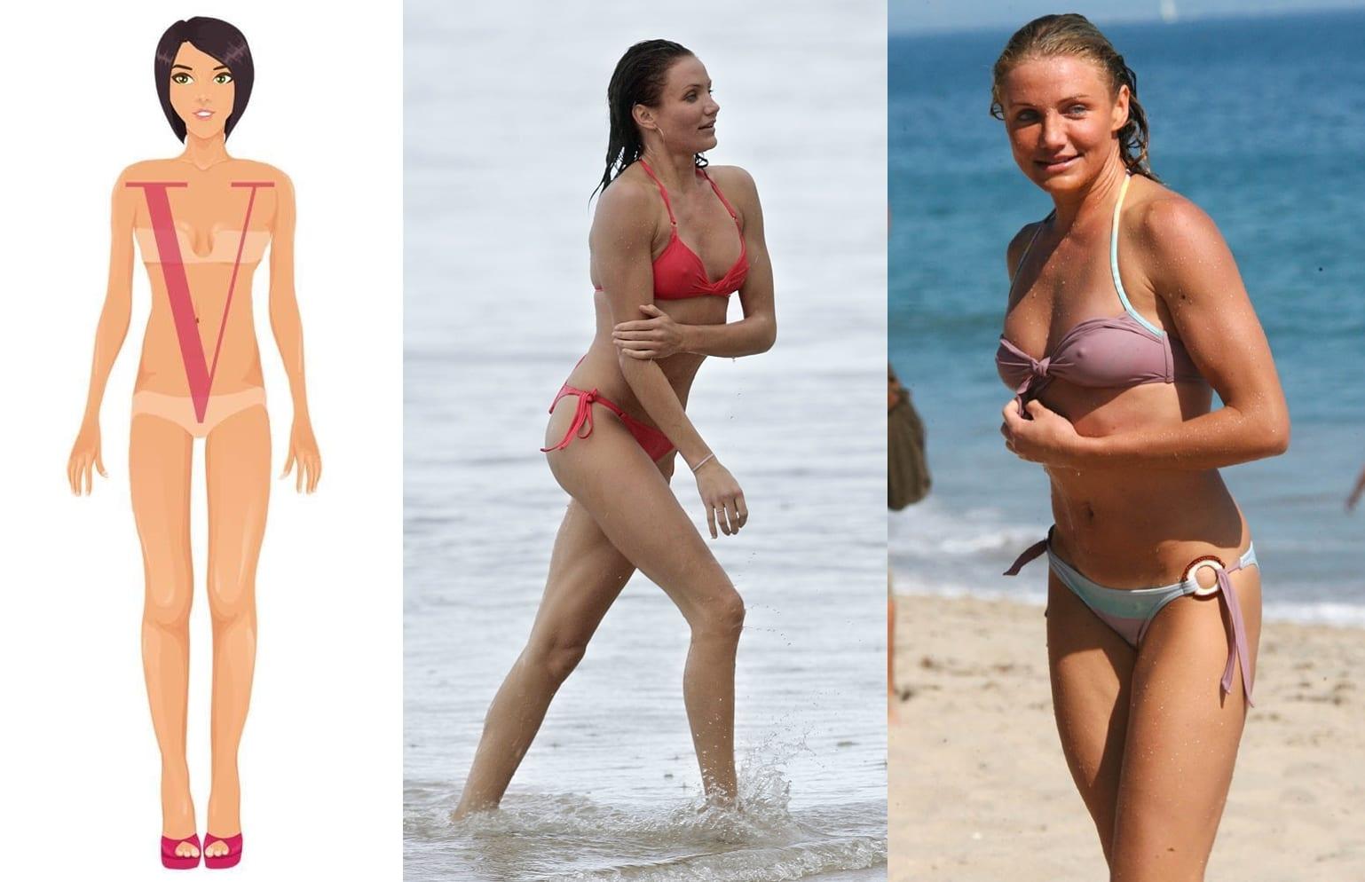 Souvent Comment choisir ton maillot de bain en fonction de ta morphologie EU06