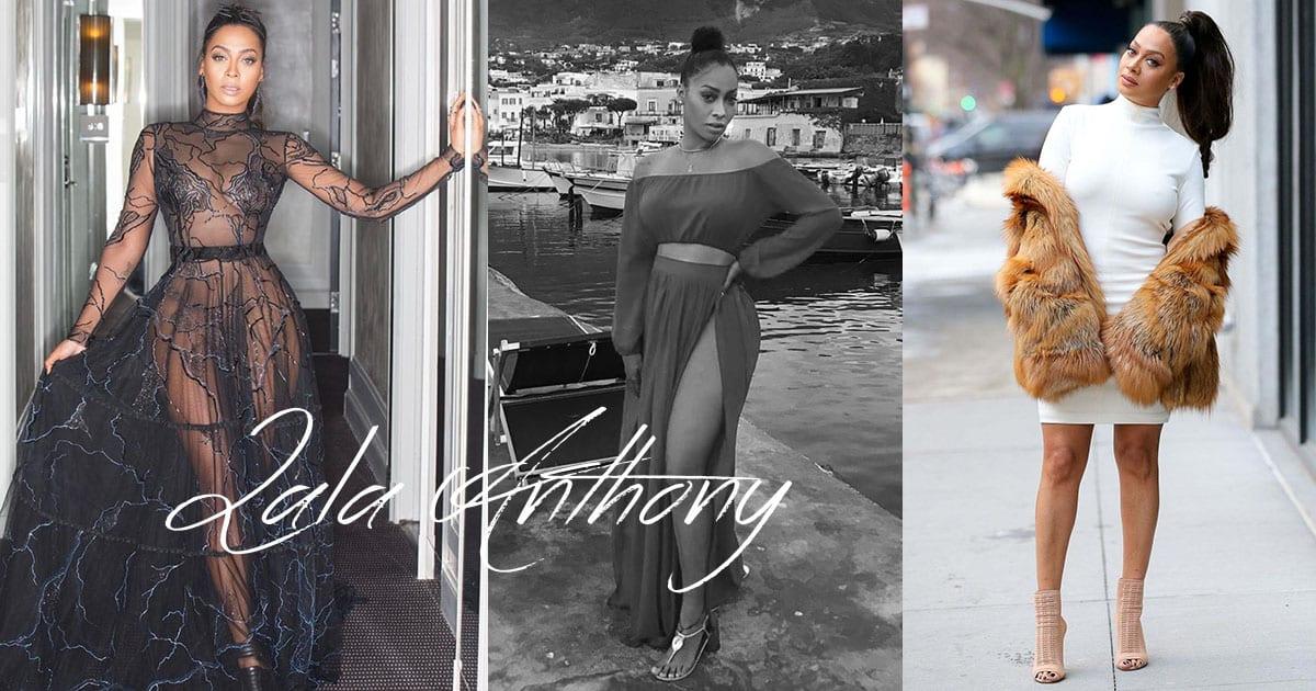 20 looks de Lala Anthony que tu vas adorer