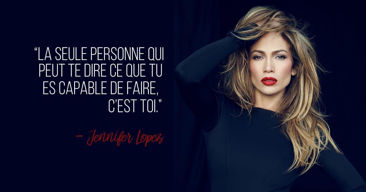 Les 10 règles de succès de Jennifer Lopez pour réussir sa vie