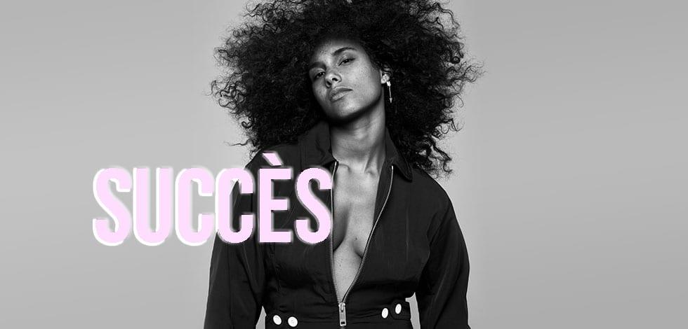 L'Approche Du Succès Selon Alicia Keys
