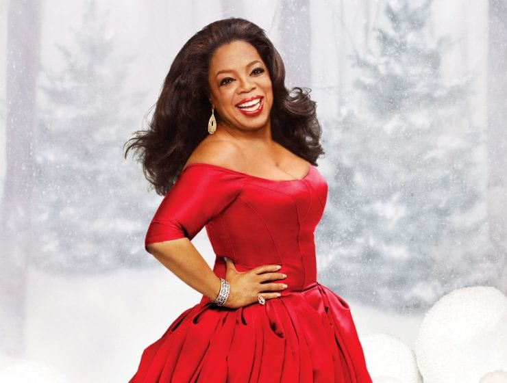 Oprah Winfrey Riche Archives Femme D 39 Influence Magazine