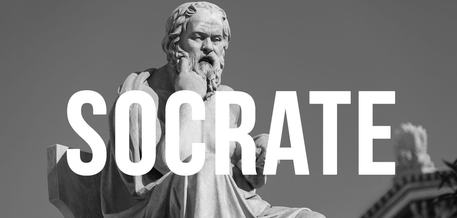 20 Citations de Socrate sur la Vie Pour Tout Remettre en Perspective