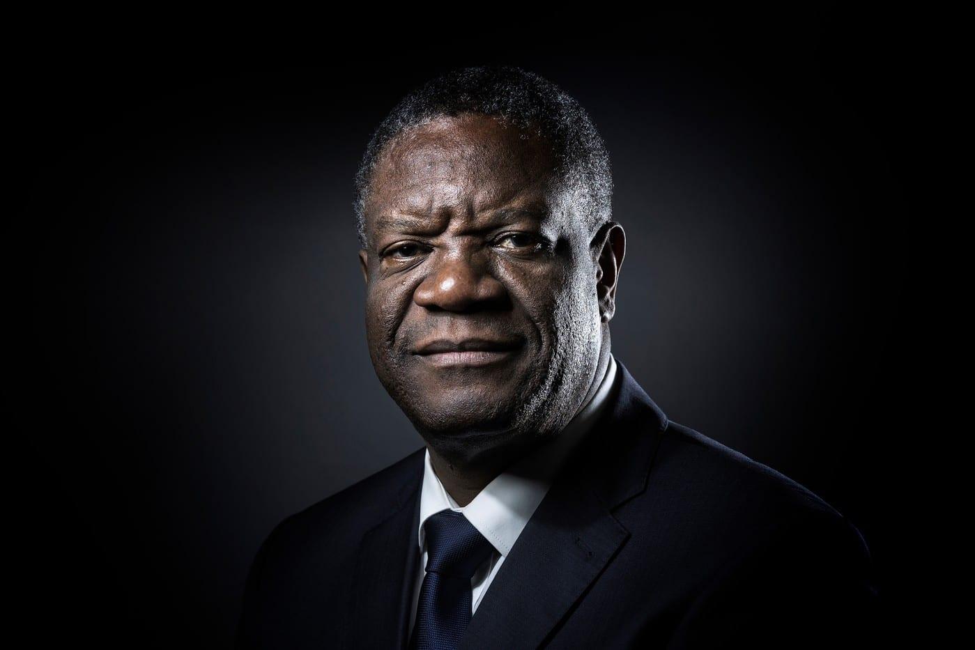 Le Dr Mukwege, Un Homme qui se Bat Pour Les Femmes