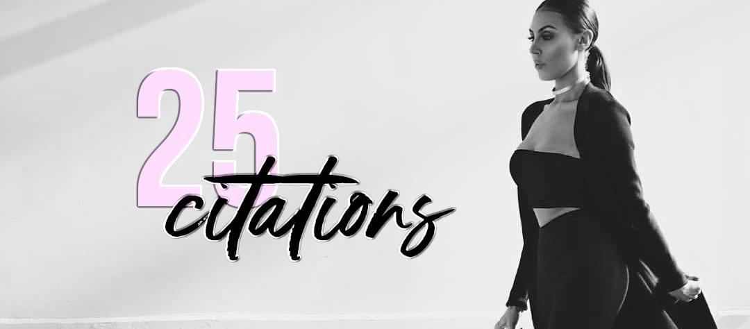 25 Citations Pour Booster La Femme Entrepreneure Qui est en Toi