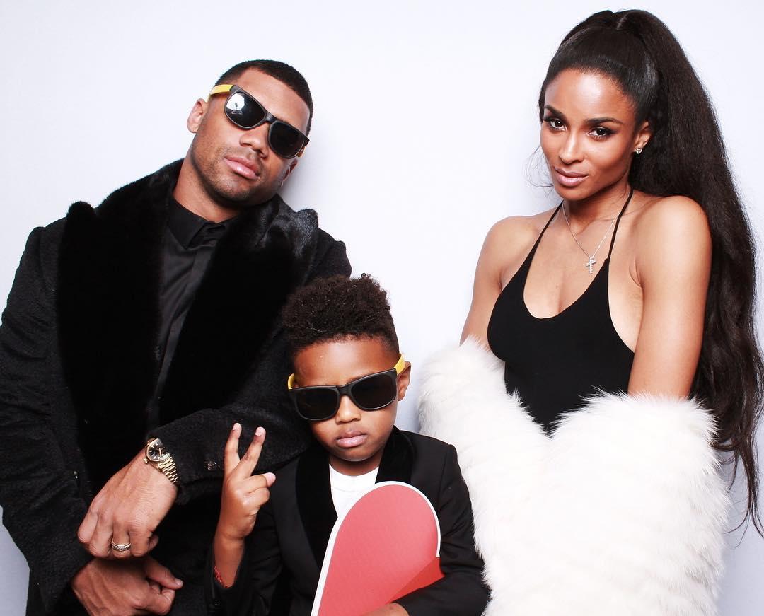Ciara & Russell Wilson Ou L'Art de Rester Calme et Classe Face à un Ex Toxique et Jaloux