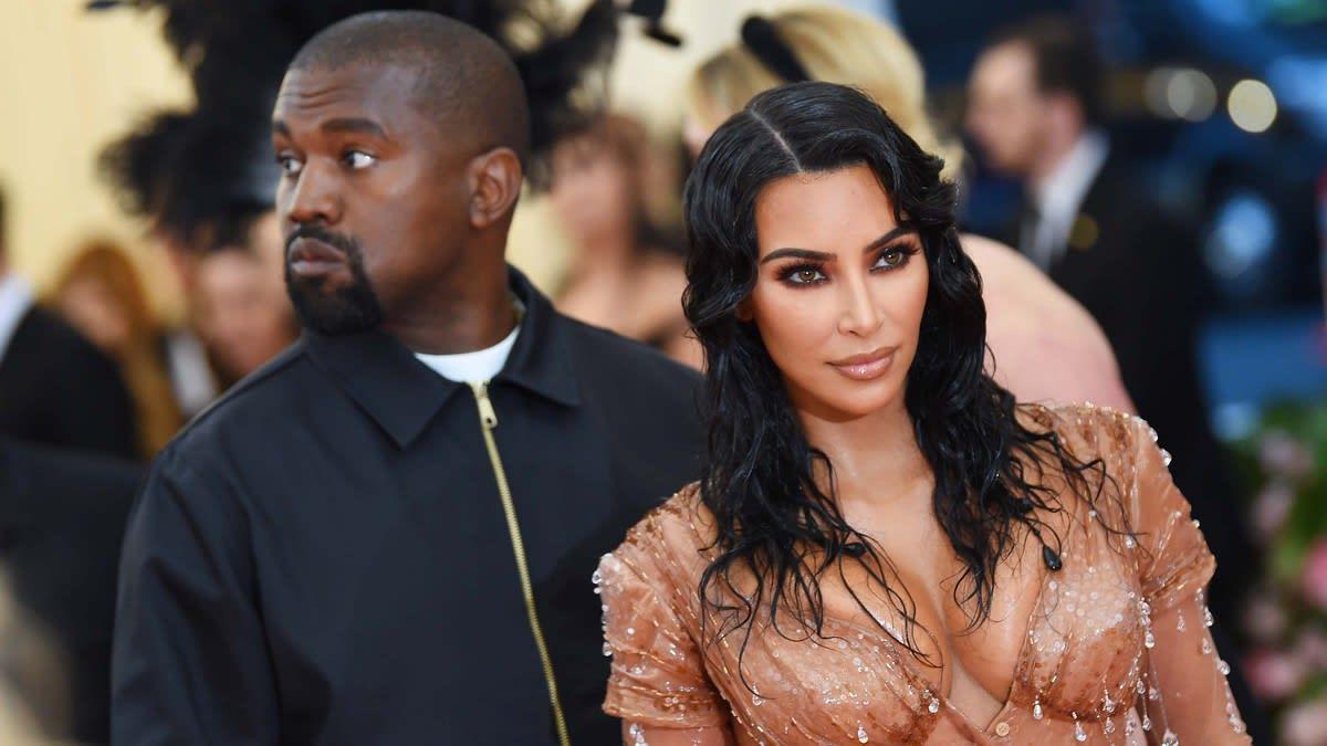 """Kanye West à Kim Kardashian : """"Ça M'affecte Quand Tes Photos Sont Trop Sexy"""""""