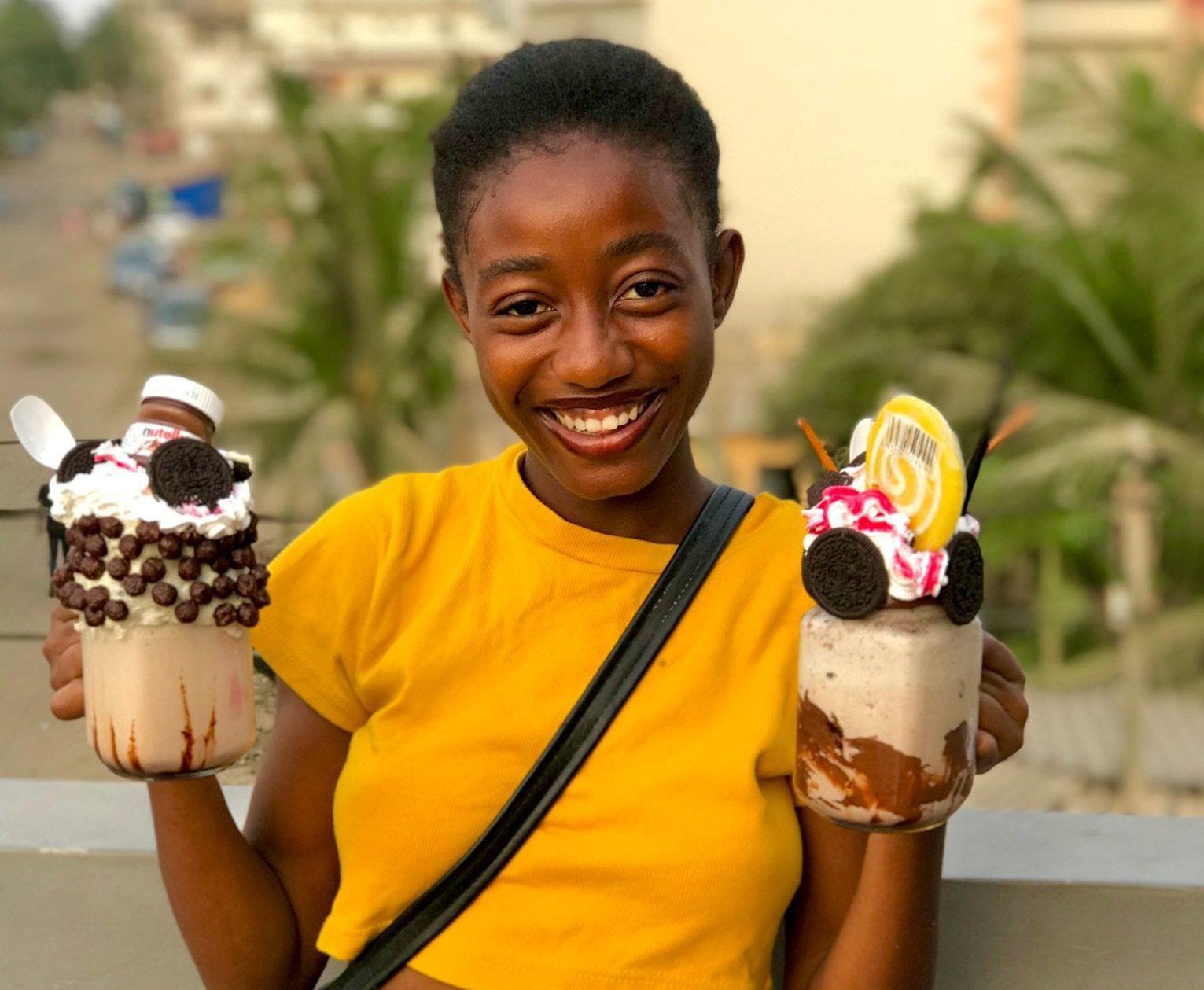 Milk House : L'Art de la Gourmandise Glacée et de l'Indépendance d'Honorine Akollor